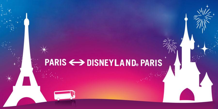 Pendelbus nach Paris