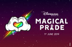 Disney Magical Pride 2019